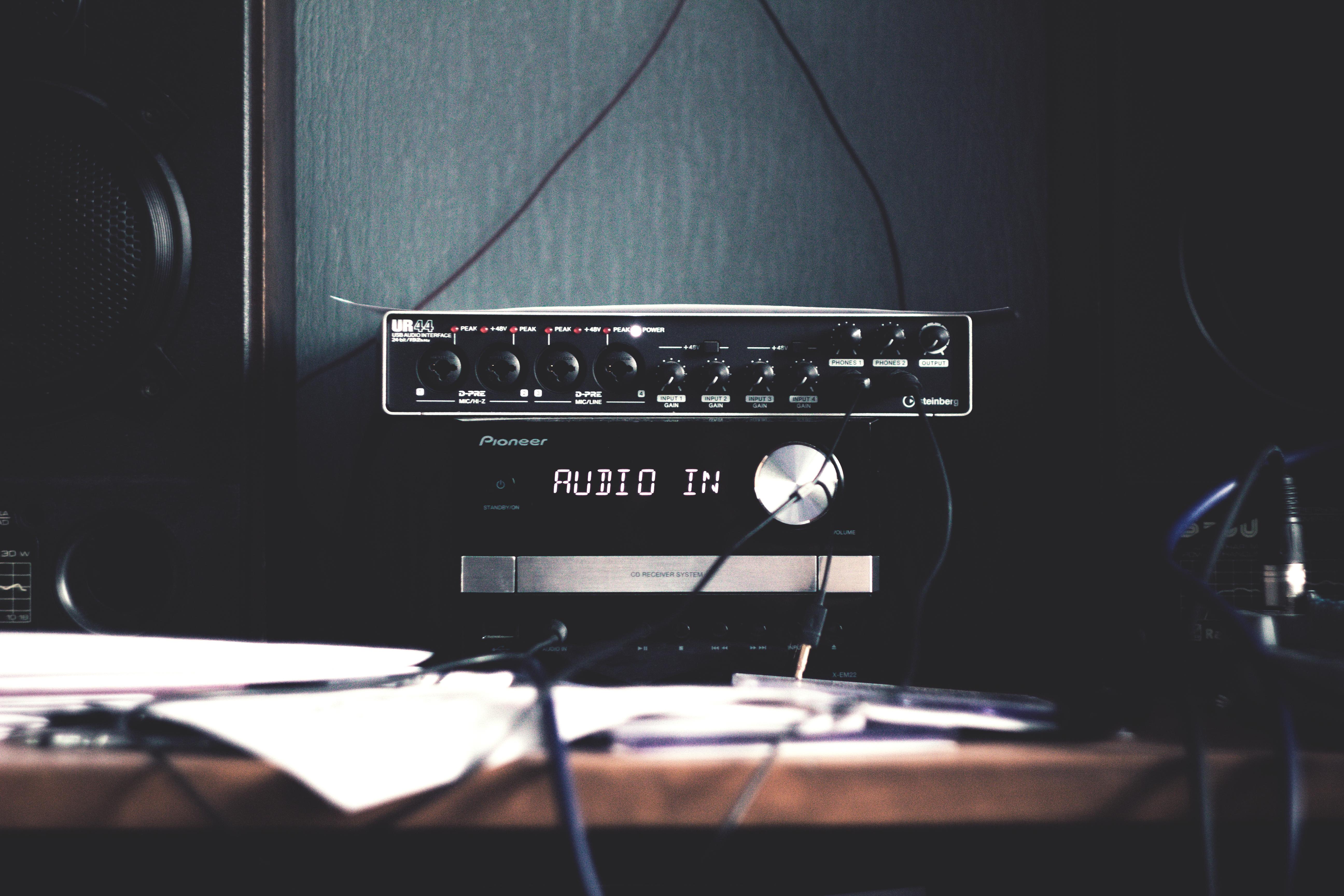 Aparato de sonido